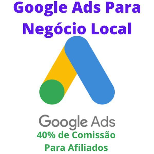 Imagem principal do produto Google Ads Para Comércio Local