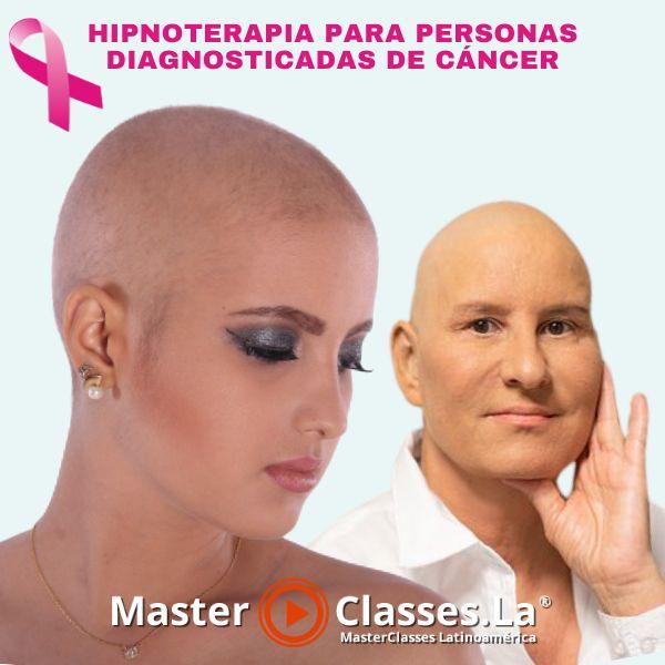 Imagem principal do produto  HIPNOTERAPIA PARA PERSONAS DIAGNOSTICADAS DE CÁNCER