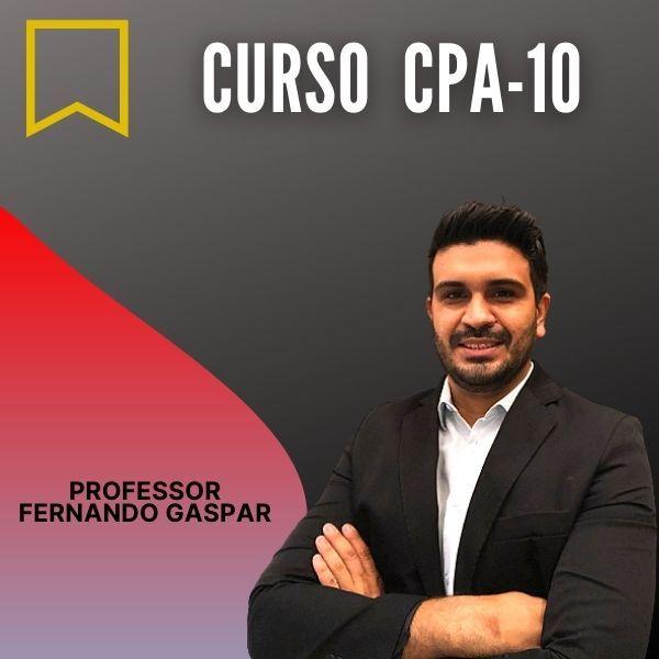Imagem principal do produto Curso Preparatório CPA-10  Lead Invest