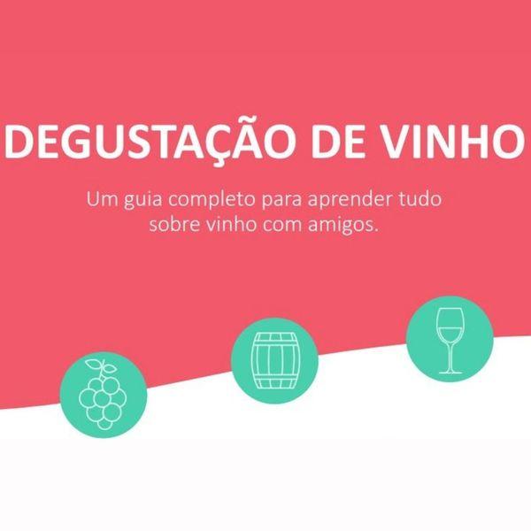 Imagem principal do produto Degustação de Vinhos - Guia Completo