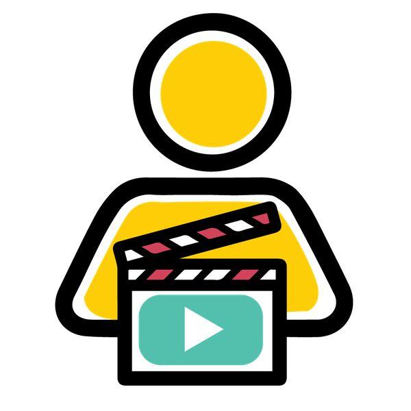 """Imagem principal do produto """"Incena"""" – Produção de vídeos para profissionais. Você na cena!"""