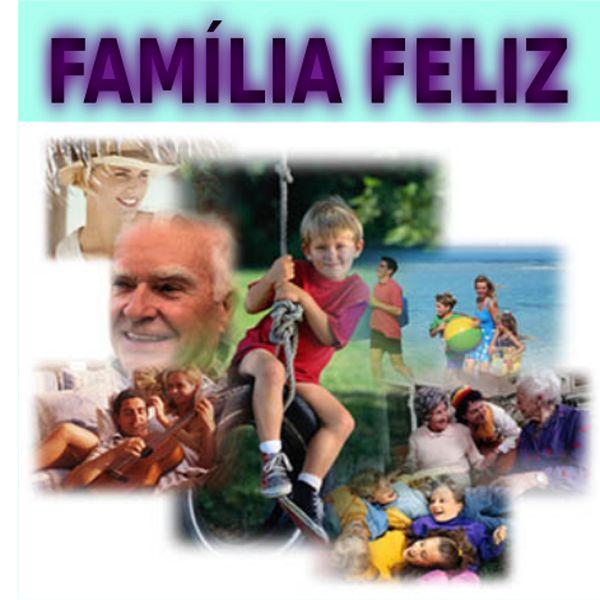Imagem principal do produto Família Feliz