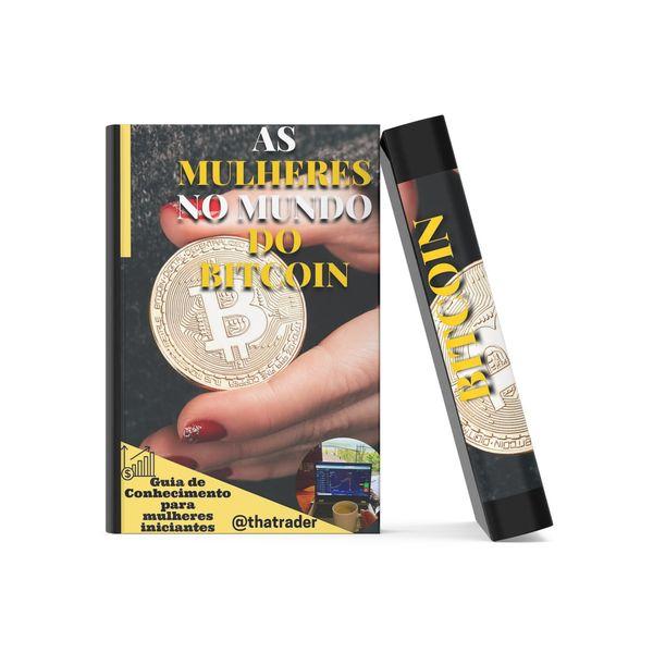 Imagem principal do produto AS MULHERES NO MUNDO DO BITCOIN