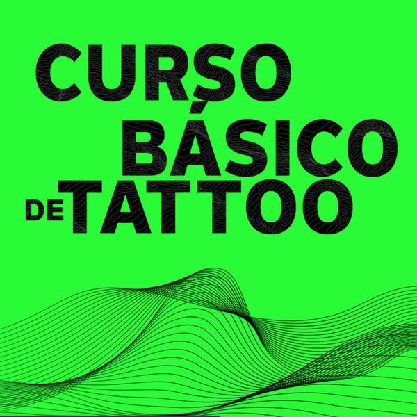 Imagem principal do produto Curso Básico de Tatuagem - Tattoo Academy