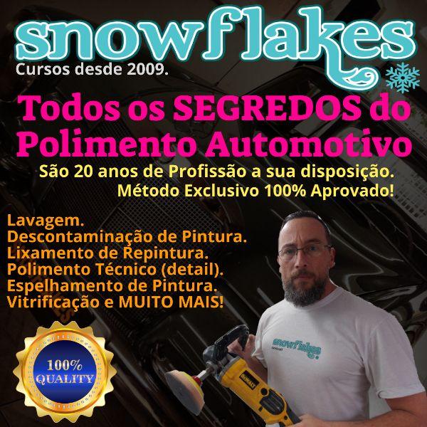 Imagem principal do produto Curso de Polimento Técnico Automotivo Profissional, Espelhamento, Proteção de Pintura e Vitrificação Automotivo