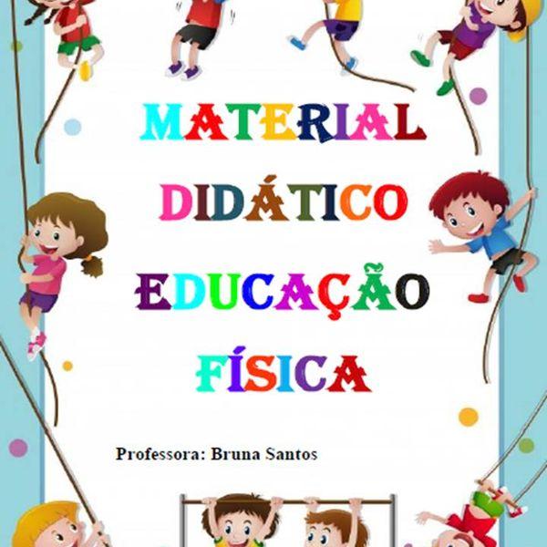 Imagem principal do produto E-book Educação Física Pré Escola e Anos inciais