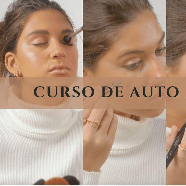 Imagem principal do produto Auto Maquiagem - Curso Online