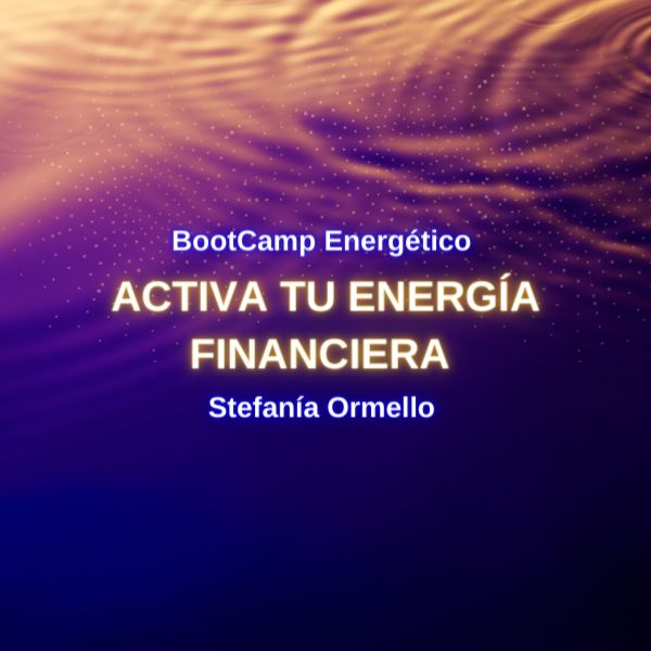 """Imagem principal do produto BootCamp """"ACTIVA TU ENERGÍA FINANCIERA"""""""