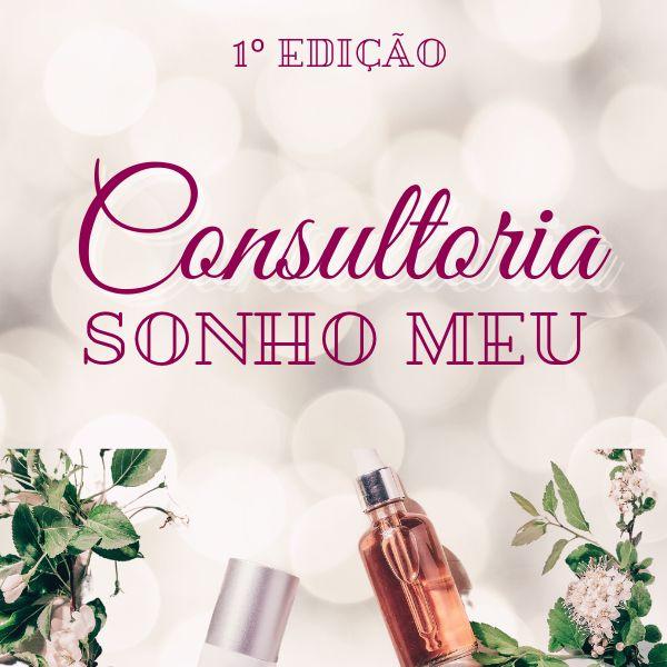 Imagem principal do produto CONSULTORIA SONHO MEU - ENTRADA + RECORRÊNCIA