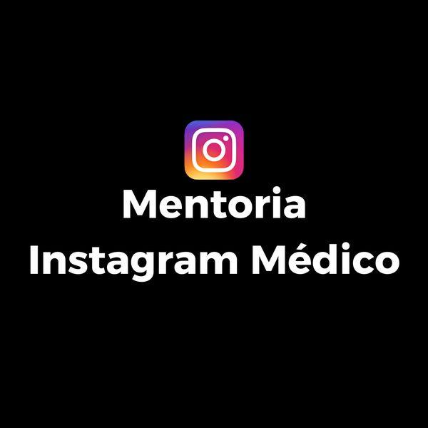 Imagem principal do produto Mentoria Instagram Médico 2.0