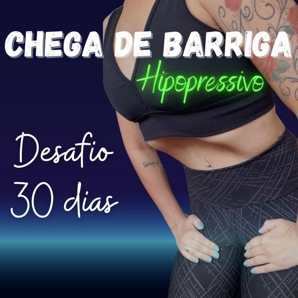 Imagem principal do produto Desafio 30 dias Hipopressivo