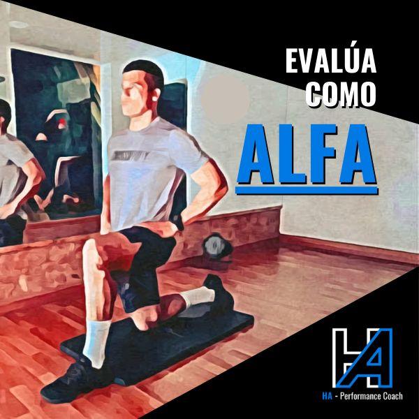 Imagem principal do produto Evalúa como ALFA