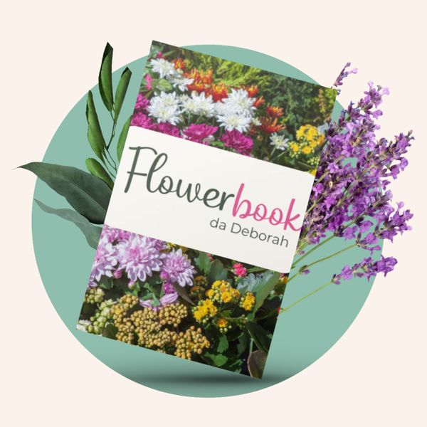 Imagem principal do produto Flower Book da Deborah