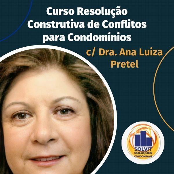 Imagem principal do produto Curso Resolução Construtiva de Conflitos para Condomínios
