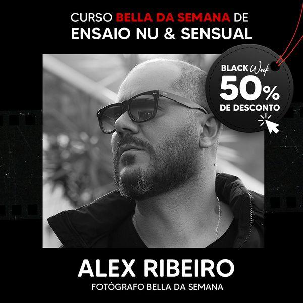 Imagem principal do produto Curso Bella da Semana de ensaio nu e sensual com Alex Ribeiro