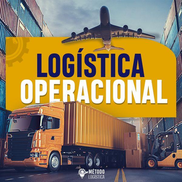 Imagem principal do produto Logística Operacional