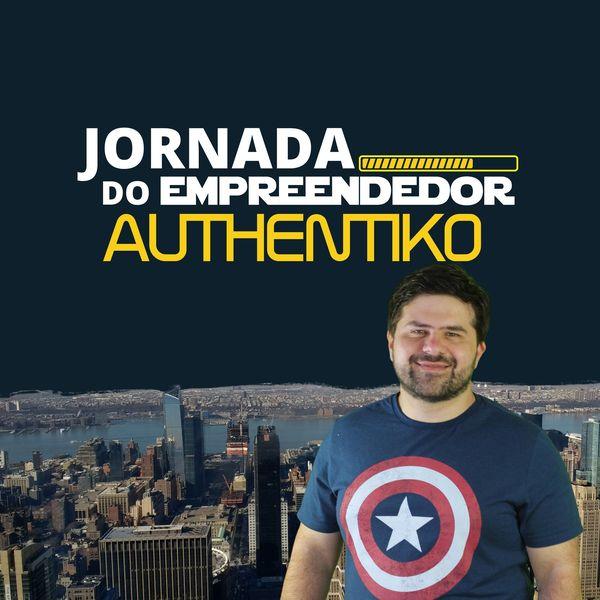 Imagem principal do produto Jornada do Empreendedor Autêntico