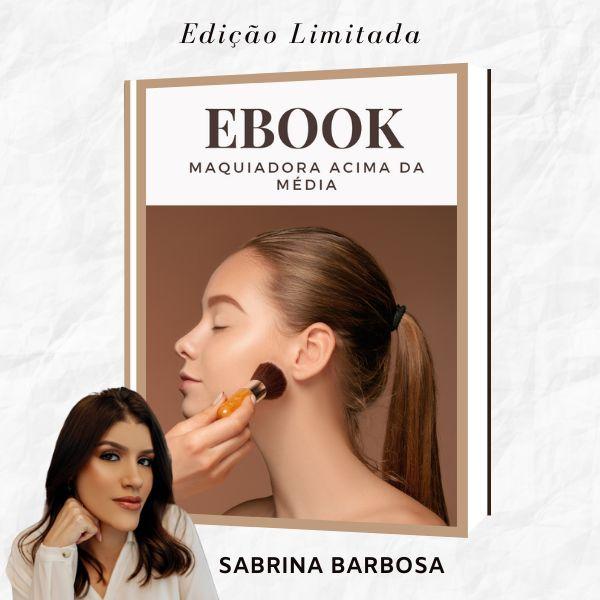 Imagem principal do produto Ebook Maquiadora Acima da Média