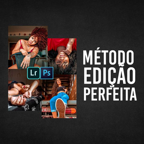 Imagem principal do produto MÉTODO EDIÇÃO PERFEITA (PELO CELULAR)