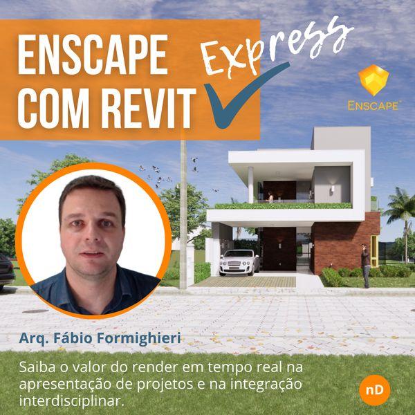 Imagem principal do produto Escape com Revit - Express