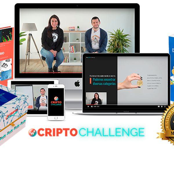 Imagem principal do produto Cripto Challenge