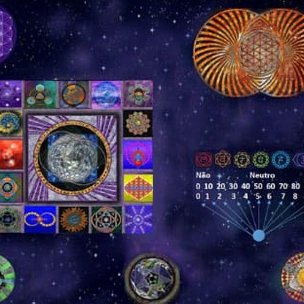Imagem principal do produto Curso de Mesa Quântica Estelar Arcturiana