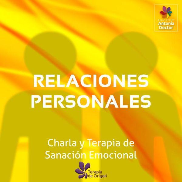 Imagem principal do produto AudioCDs - Relaciones personales