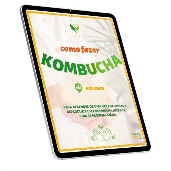 Imagem principal do produto Kombucha em casa com Energzen