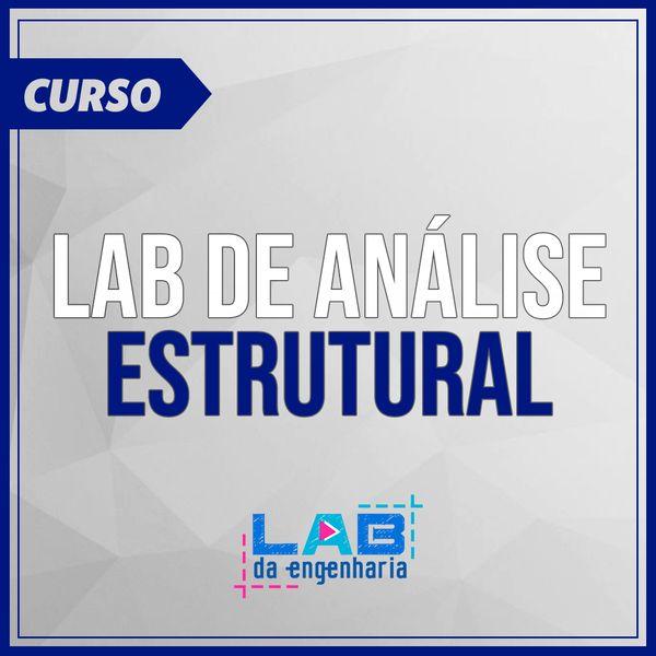 Imagem principal do produto Lab de Análise Estrutural