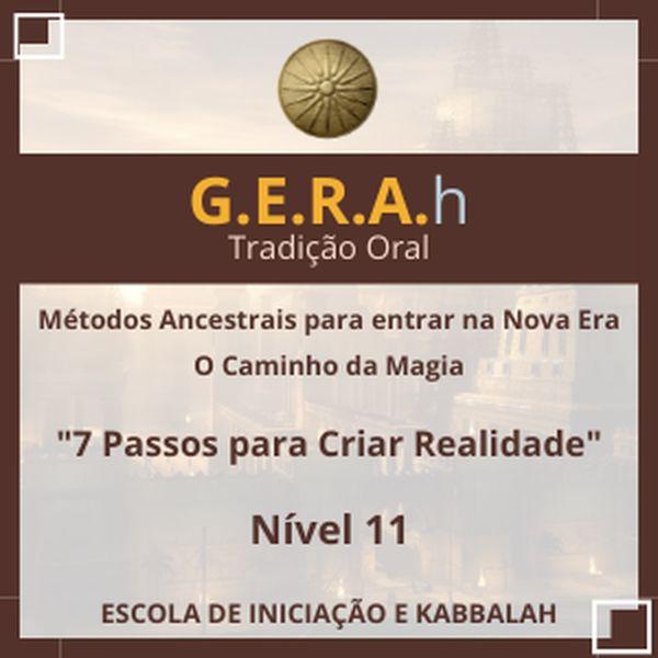 Imagem principal do produto Grupo de Iniciação Nível 11