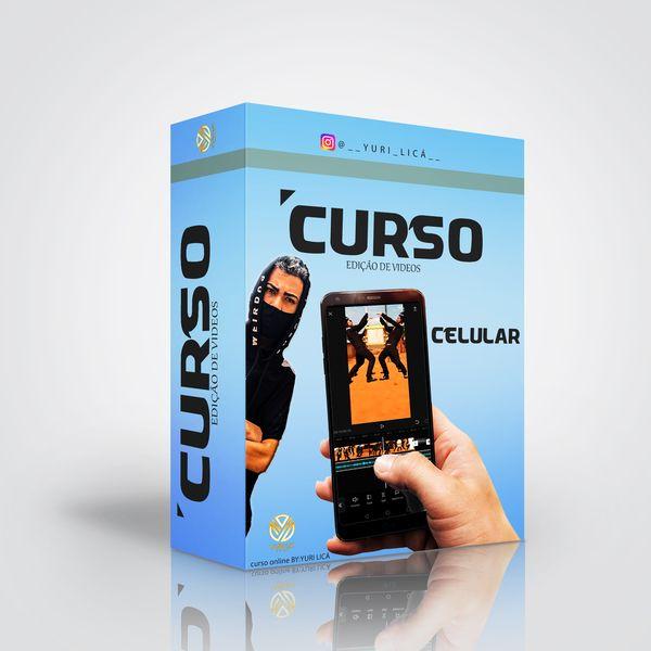 Imagem principal do produto Edição de video no celular com Cap cut