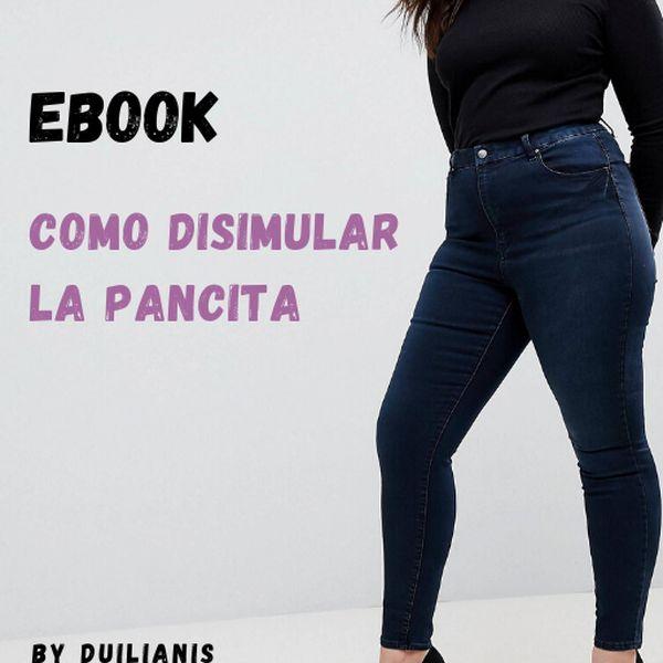 Imagem principal do produto E-book: Como Disimular la Pancita