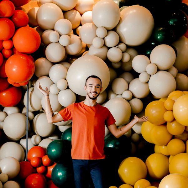 Imagem principal do produto Balões Customizados