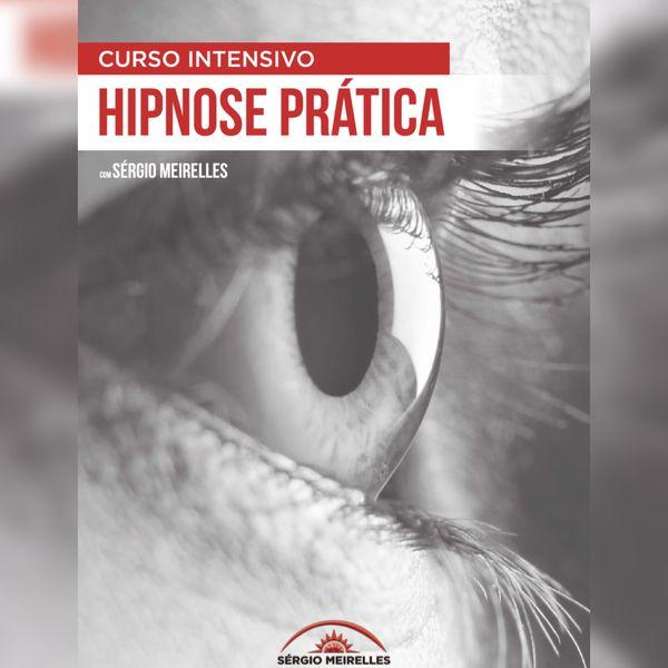 Imagem principal do produto Curso Intensivo de Hipnose Prática