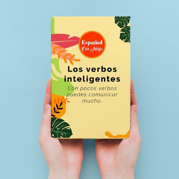 Imagem principal do produto Los verbos inteligentes en español