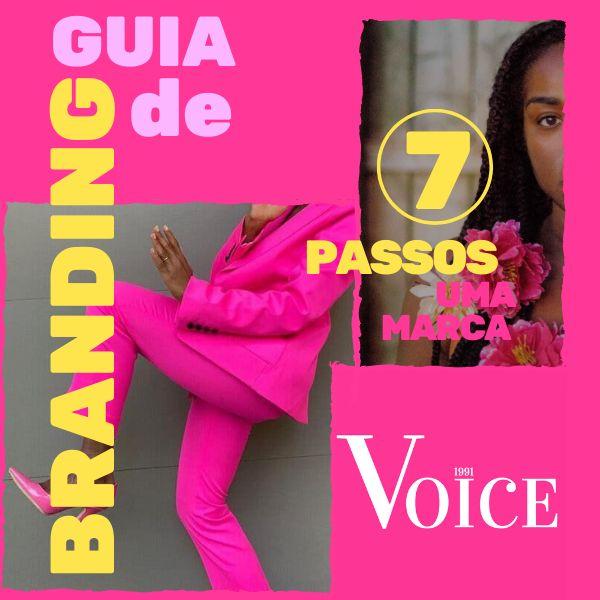 Imagem principal do produto 7 Passos uma Marca - Guia de Branding