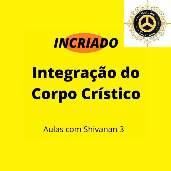 Imagem principal do produto Integração do Corpo Crístico