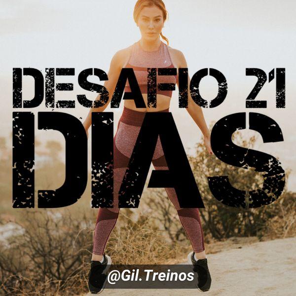 Imagem principal do produto Desafio 21 Dias para Emagrecimento