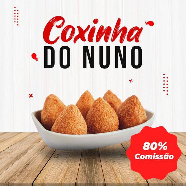 Imagem principal do produto Coxinha do Nuno