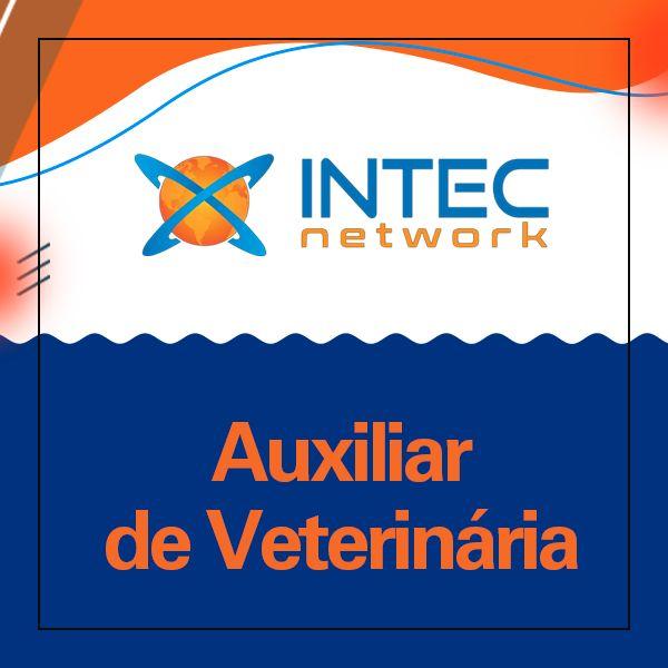 Imagem principal do produto Auxiliar de Veterinária On-line