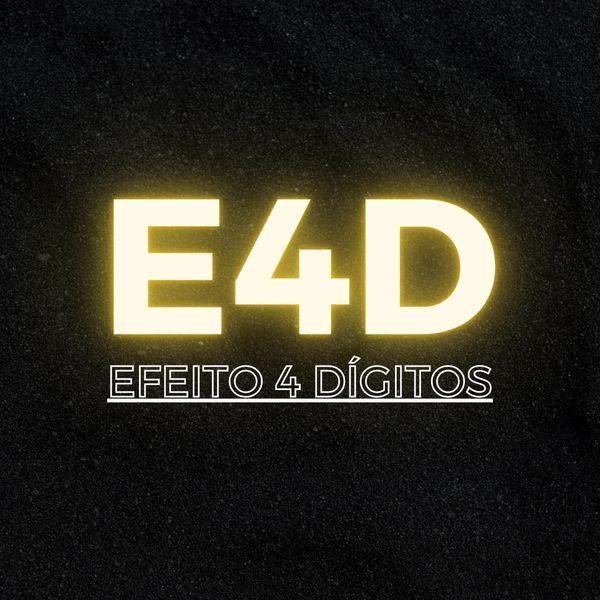 Imagem principal do produto Efeito 4 Dígitos - E4D