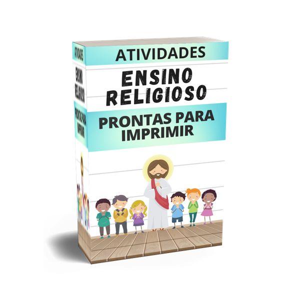 Imagem principal do produto ATIVIDADES DE ENSINO RELIGIOSO