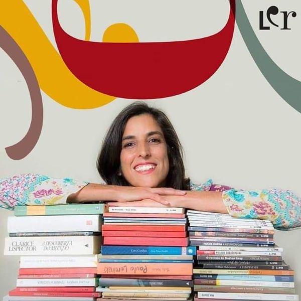 Imagem principal do produto Curso de Biblioterapia Online da Cris Seixas - Noturno