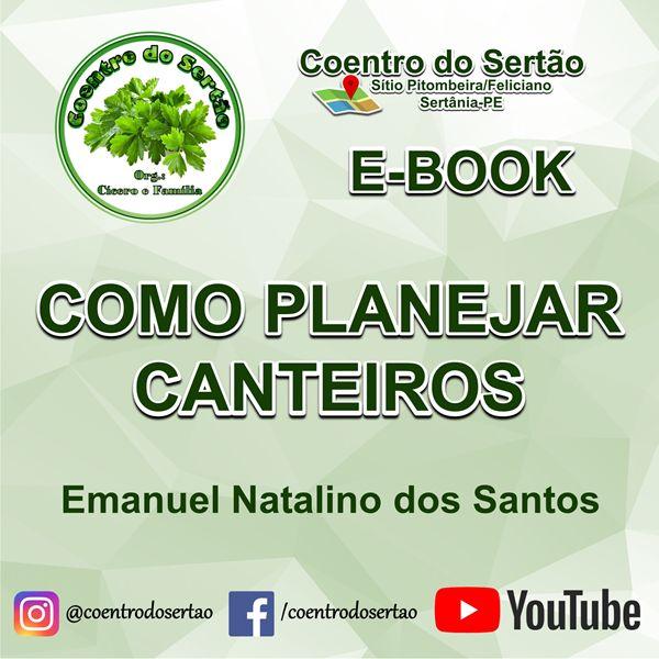 Imagem principal do produto E-Book I Como planejar canteiros - COENTRO DO SERTÃO