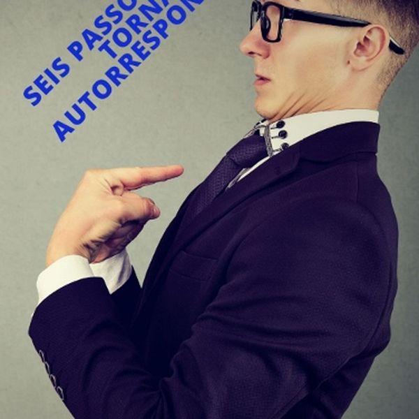 Imagem principal do produto 6 passos para se tornar autorresponsavel.