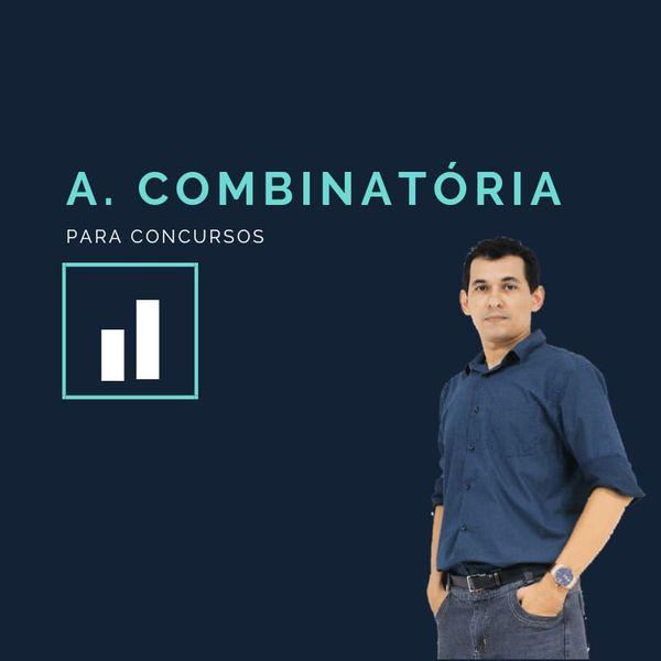 Imagem principal do produto Análise Combinatória para Concursos