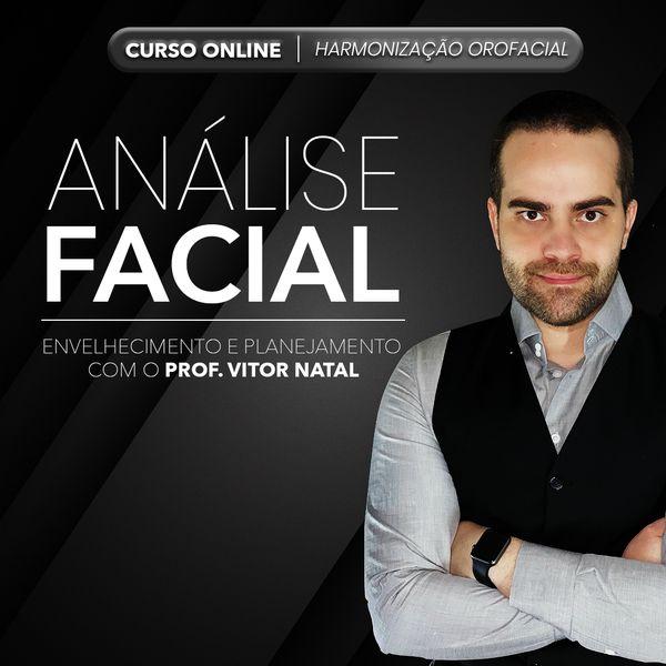 Imagem principal do produto Análise Facial: Envelhecimento e Planejamento