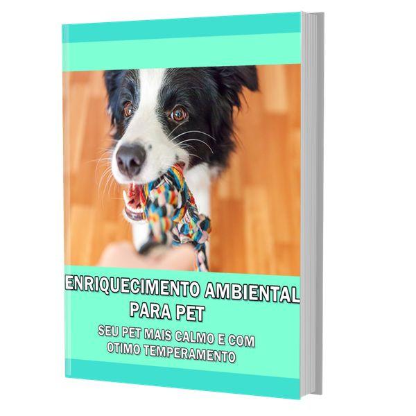 Imagem principal do produto Enriquecimento ambiental para PET