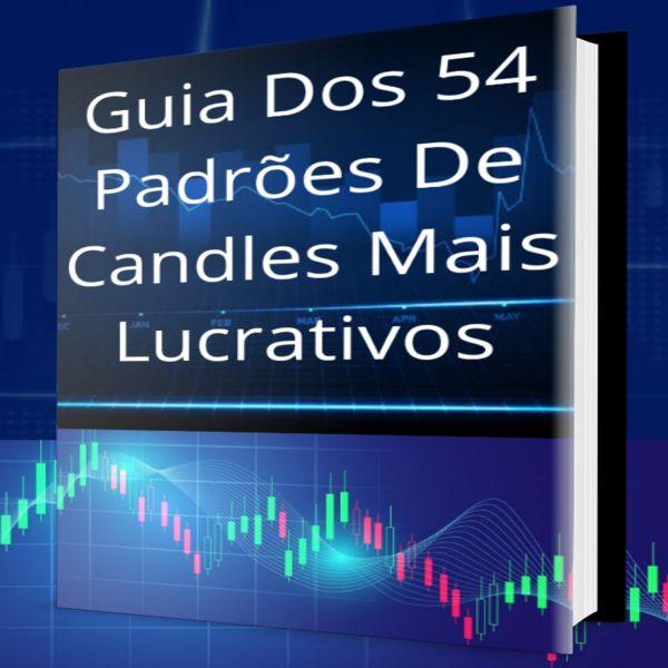 Imagem principal do produto Guia Dos 54 Padrões De Candles Mais Lucrativos