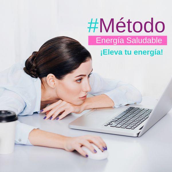 Imagem principal do produto Método Energía Saludable (Eleva tu energía)